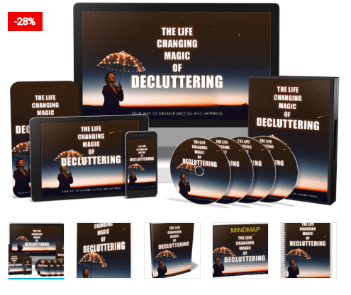 The Life Changing Magic Of Decluttering: Start To Declutter Your Life – Ebook
