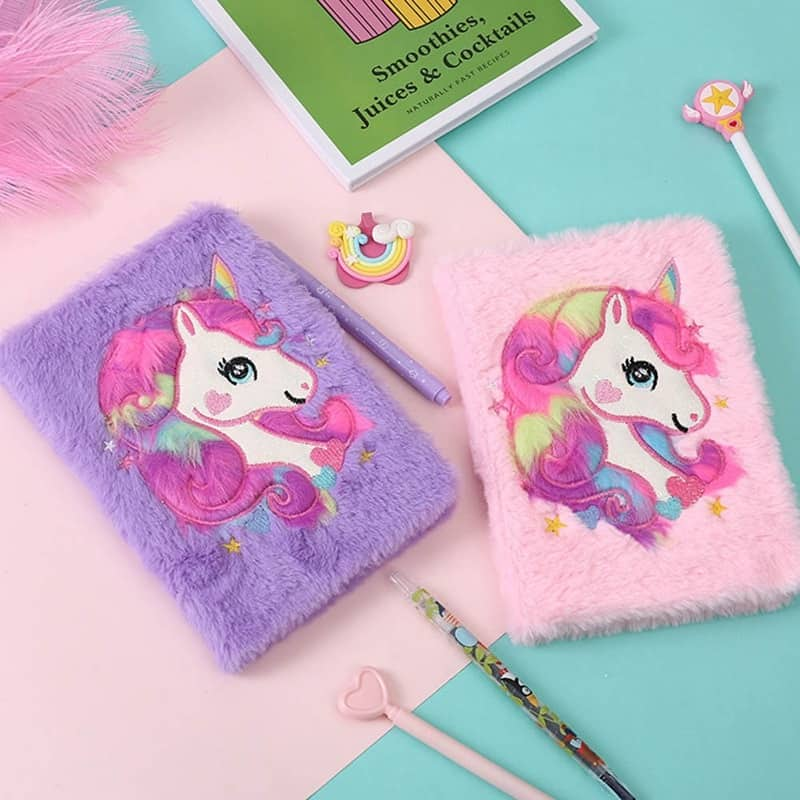 Cute Journal Unicorn For Your Teenagers